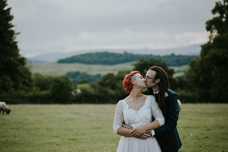 Colourful Crafty Relaxed Watercolour Wedding https://suesliquephotography.com/