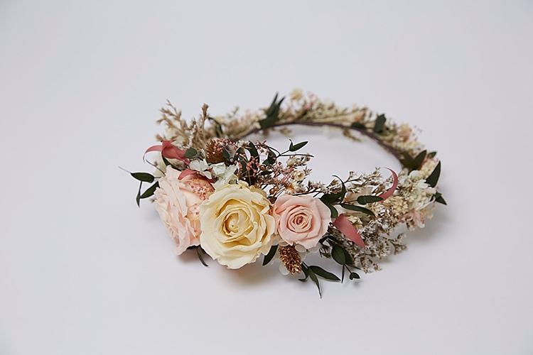 Sash & Luna Veil Bridal Accessories Flowers