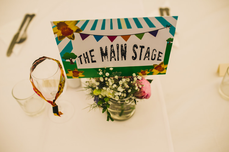 Table Name Flowers Decor Fun Festival Glamping Wedding https://storry.co.uk/