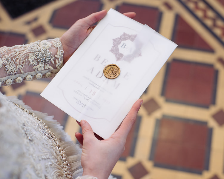 Wax Seal Stationery Invitation Beauty And The Beast Wedding Ideas Https Sophiecarefull