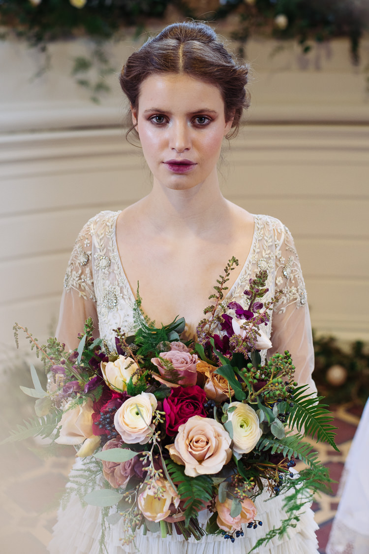 Make Up Bride Bridal Bouquet Flowers Roses Beauty And The Beast Wedding Ideas https://sophiecarefull.co.uk/