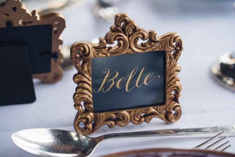 Calligraphy Frame Place Setting Beauty And The Beast Wedding Ideas https://sophiecarefull.co.uk/