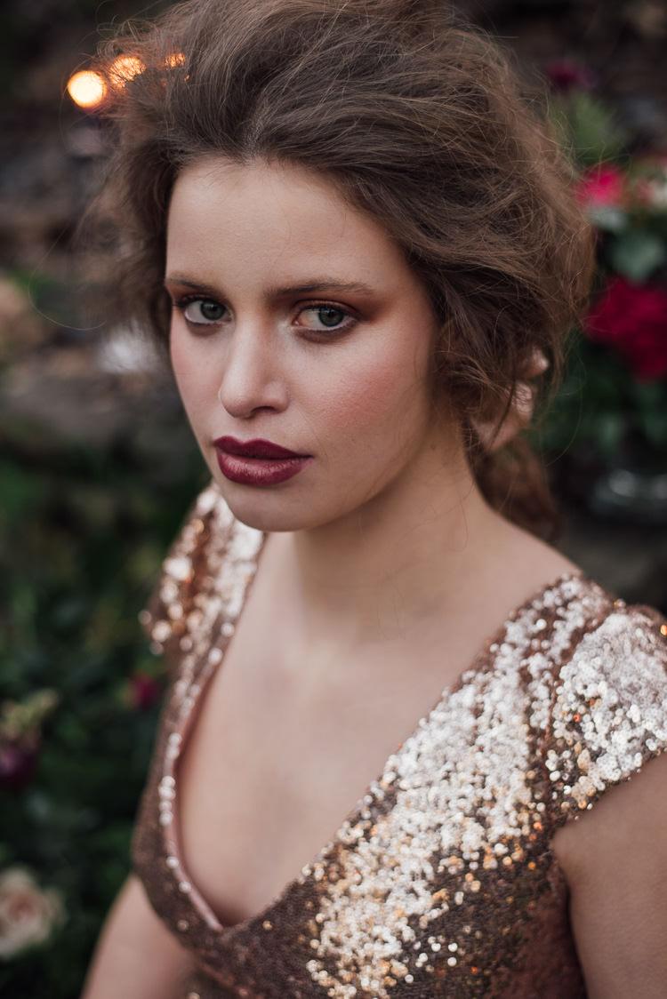 Make Up Bride Bridal Berry Lips Beauty And The Beast Wedding Ideas https://sophiecarefull.co.uk/