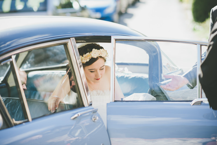 Eclectic Quirky DIY Vintage Wedding https://www.georgimabee.com/