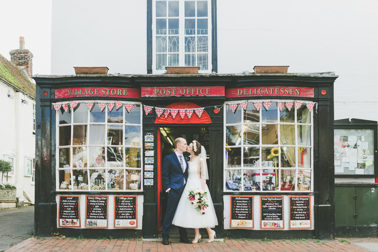 Eclectic Quirky DIY Vintage Wedding https://www.georgimabee.com/