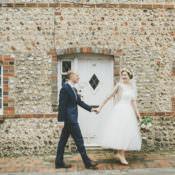 Eclectic & Quirky DIY Vintage Wedding