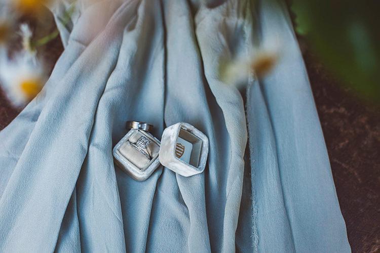 The Mrs Box Rings Silk Beautiful Walled Garden Wedding Ideas http://www.brittamarie-photography.com/
