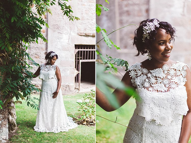 Beautiful Walled Garden Wedding Ideas http://www.brittamarie-photography.com/