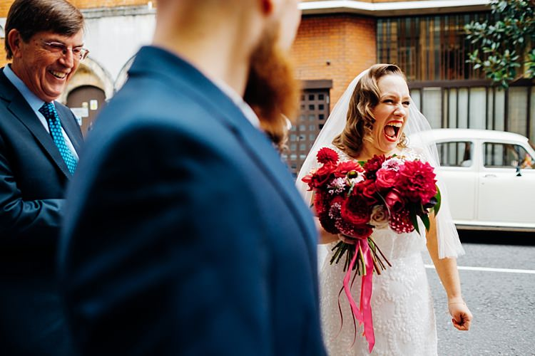 Quirky Cool City Party Wedding http://www.mariannechua.com/