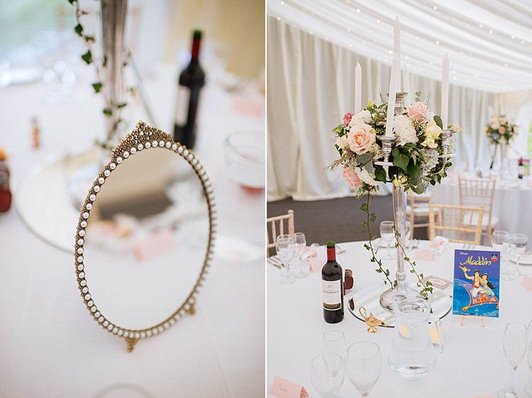 Enchanted English Country Garden Wedding Disney http://lauradebourdephotography.com/