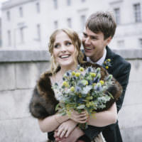 Stylish Clean Modern City Wedding https://mybeautifulbride.co.uk/