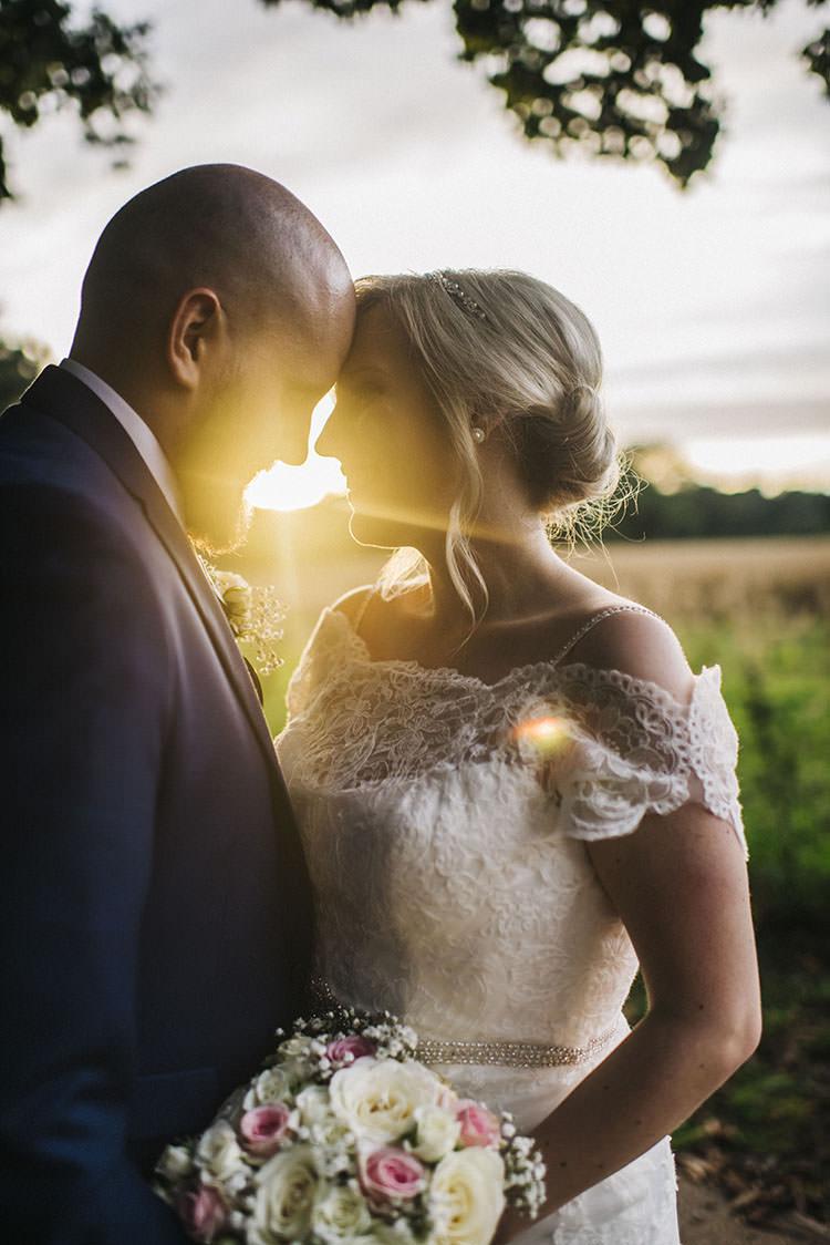 Off Shoulder Lace Dress Gown Bride Bridal Mint Green Natural Wedding https://www.kerrywoodsphotography.com/