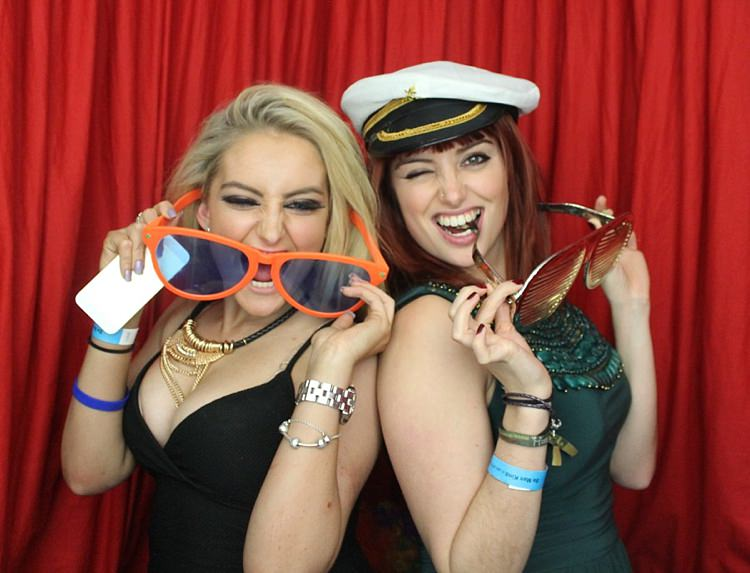 HARRY AND EDGE PHOTO BOOTH Wedding UK Supplier Directory Blog Wedding