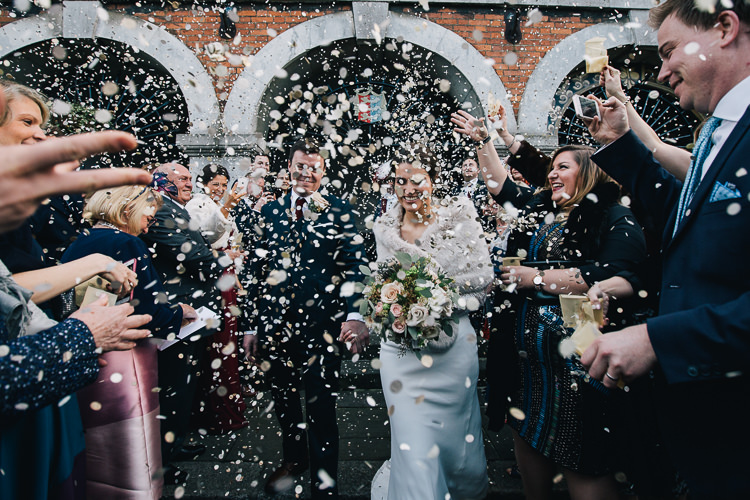 Elegant & Cosy Winter Wedding