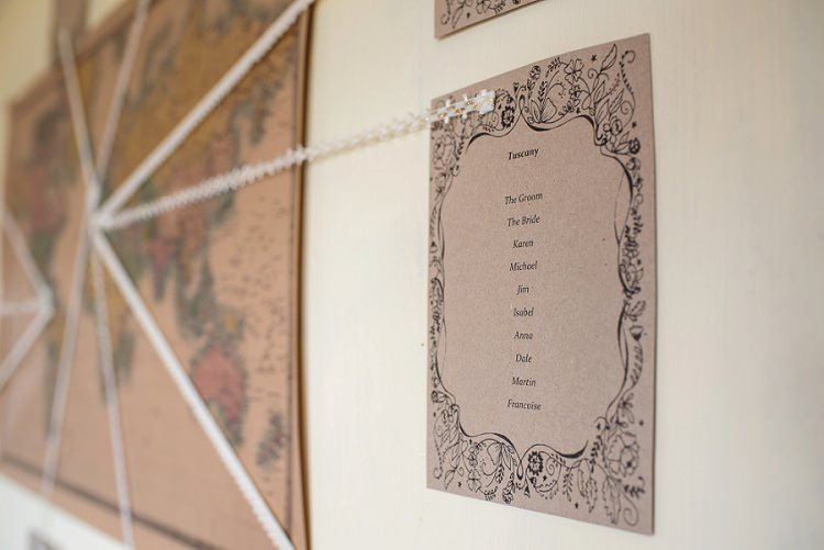 Map Seating Plan Table Chart Travel Home Made Summer Village Hall Wedding http://www.sarareeve.com/