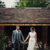 Quirky Crafty Rustic Barn Wedding