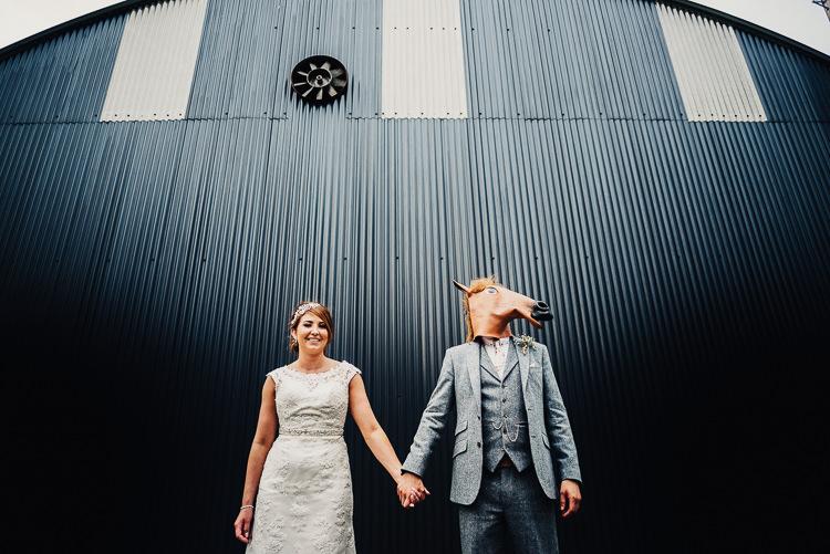 Quirky Crafty Rustic Barn Wedding http://www.stevebridgwoodphotography.co.uk/