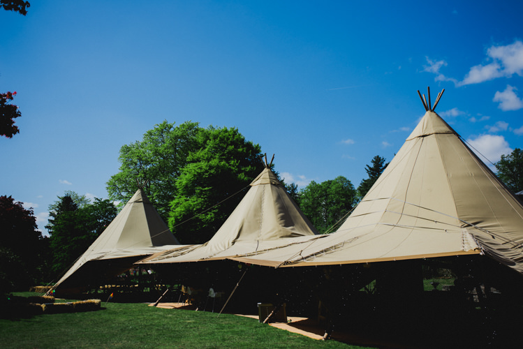 Tipi Spring Lake District Multicoloured Crafty Carnival Wedding http://alicethecamera.co.uk/