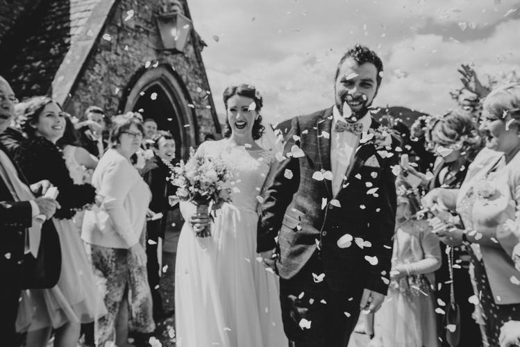 Confetti Throw Multicoloured Crafty Carnival Wedding http://alicethecamera.co.uk/