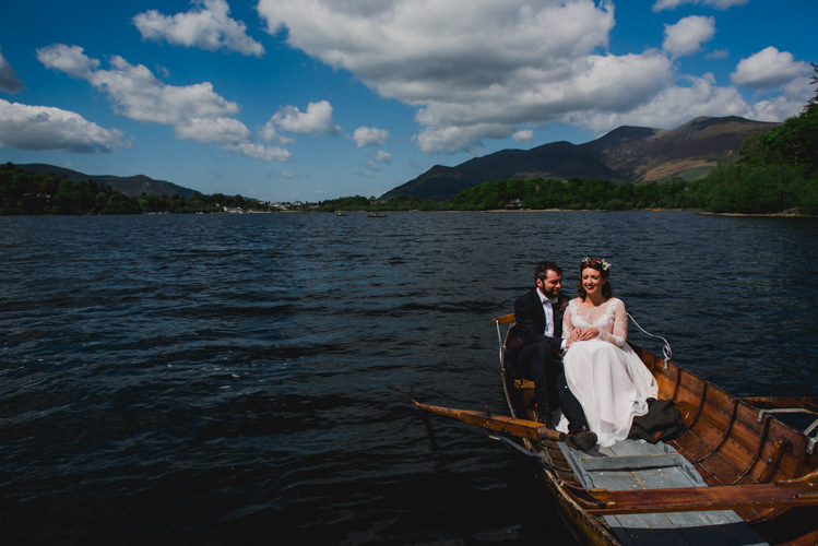 Rowing Boat Transport Multicoloured Crafty Carnival Wedding http://alicethecamera.co.uk/