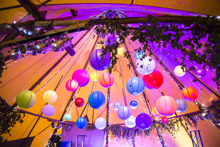 Lanterns Fairy Lights Boho Country Tipi Wedding http://www.gabriellemcmillan.com/