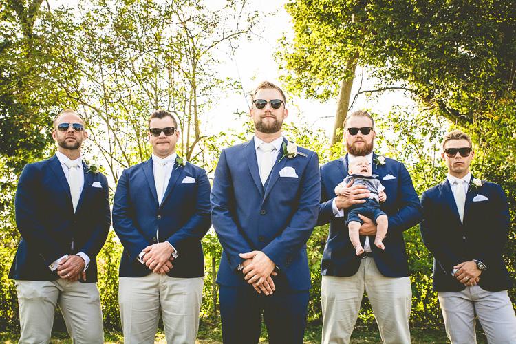Jackets Blazers Chinos Groom Groomsmen White Navy Rustic Bohemian DIY Barn Wedding http://lovethatsmilephotography.com/