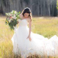 Romantic Mountain Wedding Colorado http://irvingphotographydenver.com/