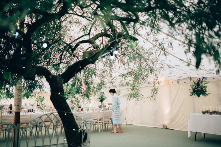 Trees Marquee Pretty Quintessential English Country Garden Wedding http://blondiephotography.co.uk/