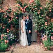 Pretty Quintessential English Country Garden Wedding