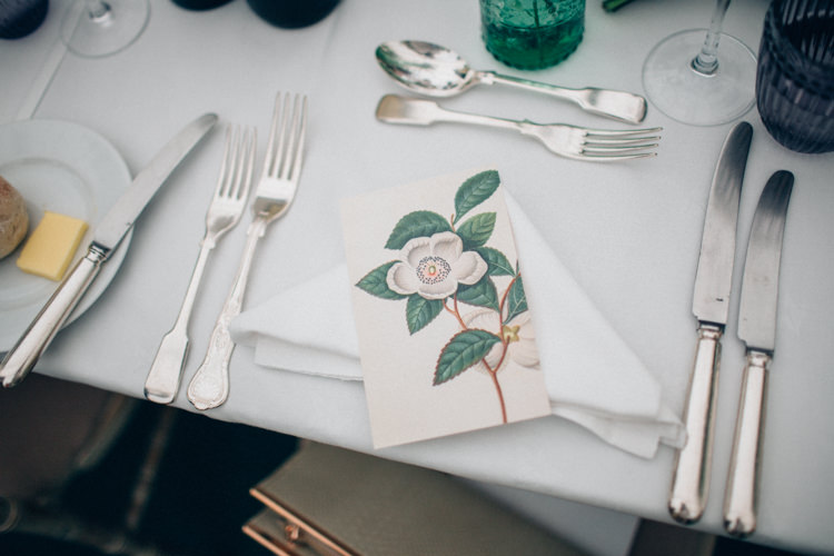 Floral Botanical Stationery Pretty Quintessential English Country Garden Wedding http://blondiephotography.co.uk/
