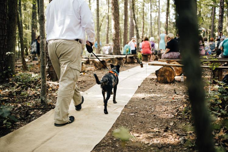 Ceremony Dog Ring Bearer Wedding Help Advice Planning http://www.amandasuttonphotography.com/