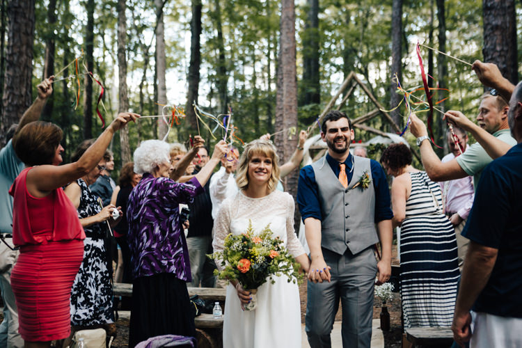 Adventure Inspired Woodland Wedding North Carolina http://www.amandasuttonphotography.com/