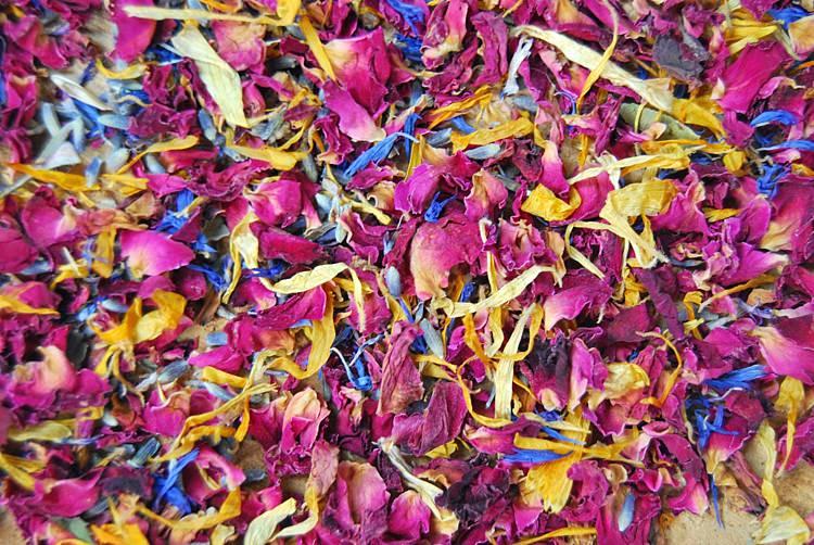 Lotus Floral Art Wedding Flowers Dried UK