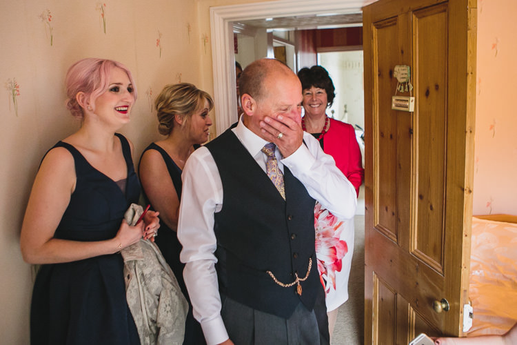 Father of the Bride Relaxed Cosy Stylish Autumnal Wedding http://www.tierneyphotography.co.uk/