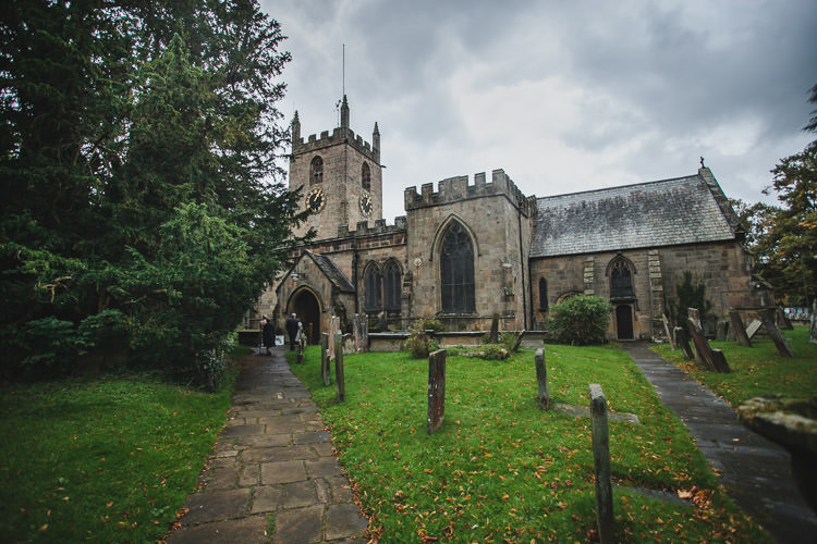 Church Relaxed Cosy Stylish Autumnal Wedding http://www.tierneyphotography.co.uk/