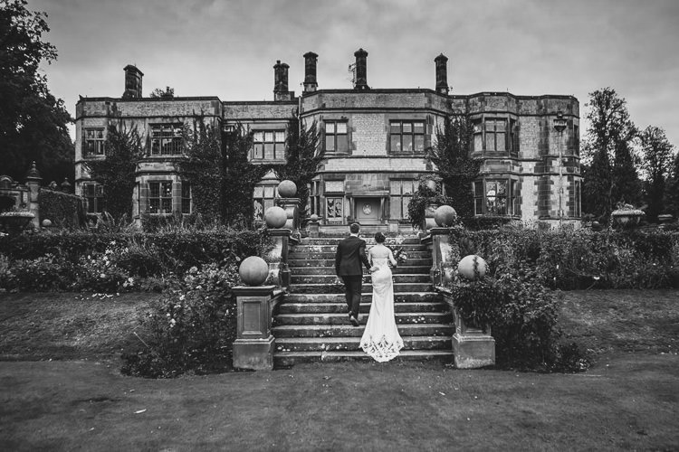 Thornbridge Hall Relaxed Cosy Stylish Autumnal Wedding http://www.tierneyphotography.co.uk/