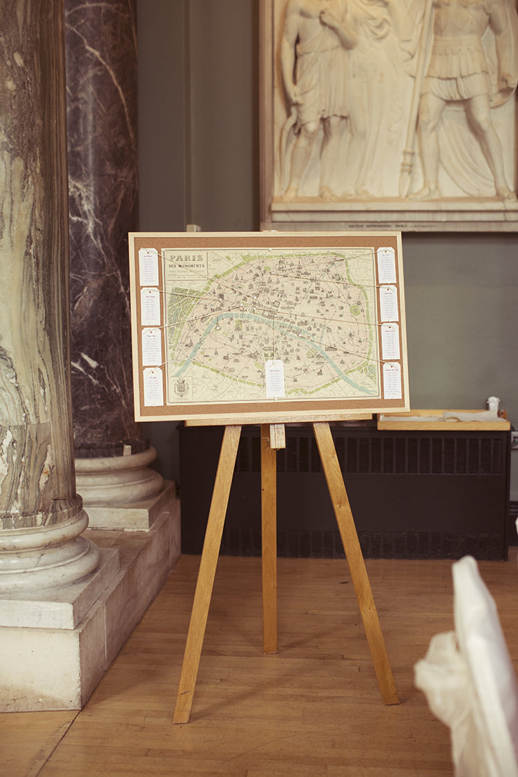 Map Travel Seating Plan Table Chart Elegant Romantic Classic Pink Wedding http://www.rebeccaweddingphotography.co.uk/