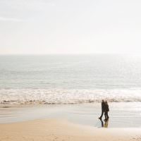 Seaside Engagement Shoot UK Wedding Blog http://www.bengoode.com/