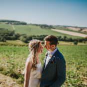 Idyllic Summertime French Village Destination Wedding