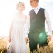 Rustic Woodland Meets Modern Wedding