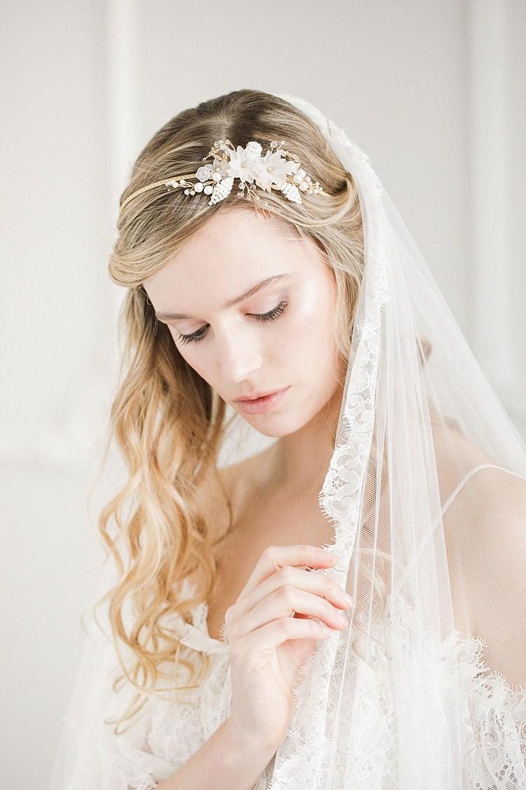 Wedding Veil Bridal Accessory Inspiration Ideas Britten