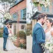 Whimsical Meets Elegant & Classic Wedding