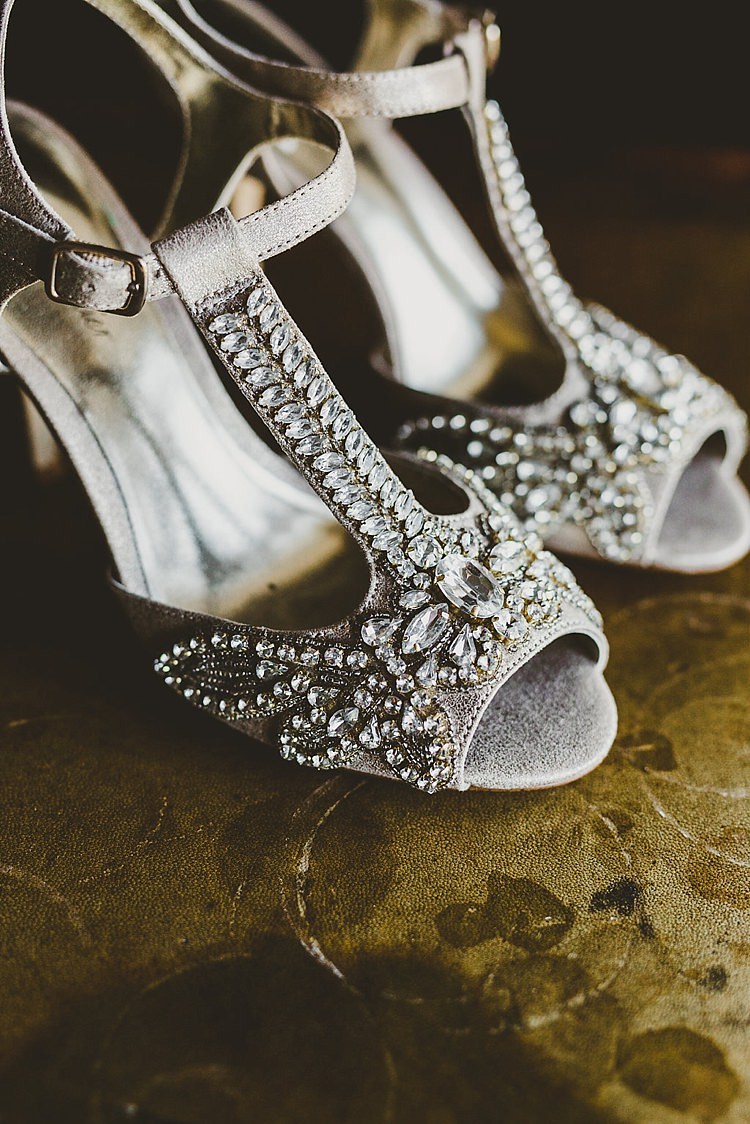 Roland Cartier Shoes Heels T Bar Bride Bridal Glamorous Gatsby City Hall Wedding http://www.emmakenny.com/