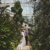 Glamorous Gatsby City Hall Wedding