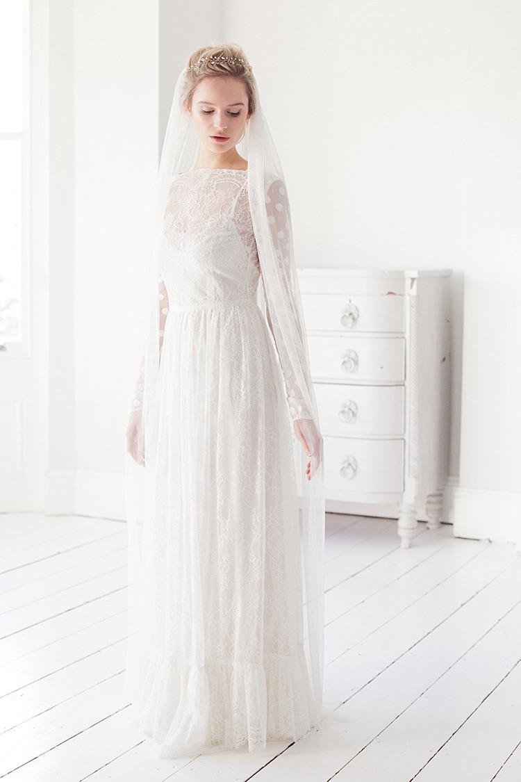 Wedding Veil Bridal Accessories Inspiration Ideas Britten
