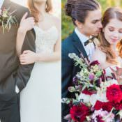 Dreamy & Luxe Autumn Wedding Ideas