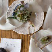 Chic Secret Garden Wedding Ideas