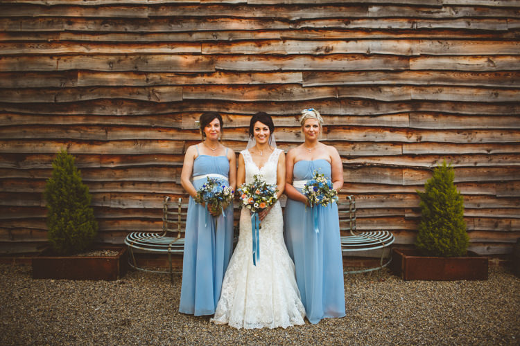 Long Bridesmaid Dresses Powder Blue Country Rustic Charm Wedding https://photography34.co.uk/