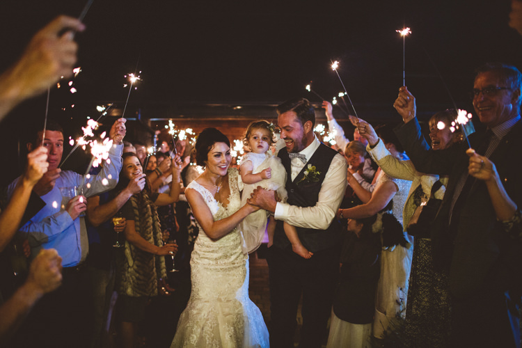 Sparklers Powder Blue Country Rustic Charm Wedding https://photography34.co.uk/