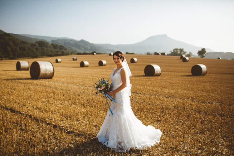 Kenneth Winston Dress Gown Bride Bridal Lace Powder Blue Country Rustic Charm Wedding https://photography34.co.uk/